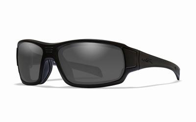 WileyX zonnebril - BREACH Smoke grey glazen, mat black frame