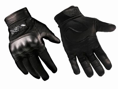 CAG-1 Flame Resistant combat gloves, black (zwart)