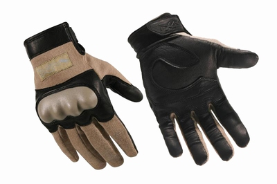 CAG-1 Flame Resistant combat gloves, coyote (zandkleur)
