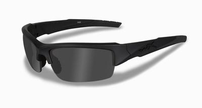 WileyX zonnebril - VALOR, sm grey blk ops / matte blk frame