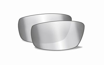 Zilver flash glazen voor de ARROW - LAATSTE