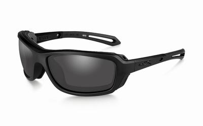 WileyX zonnebril - WAVE, smoke grey / mat black