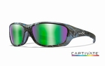 WileyX zonnebril - GRAVITY Captivate Geen Mirror, Kryptec