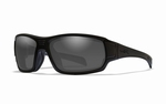 WileyX zonnebril - BREACH Smoke grey glazen, mat black frame