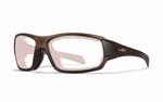 WileyX BREACH frame mat hickory bruin