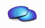 WileyX CONTEND Captivate pol. grey glazen met blue mirror