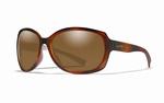 WileyX zonnebril - MYSTIQUE, brown / Gloss demi frame