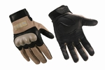 CAG-1 Flame Resistant combat gloves, coyote (zandkleur)