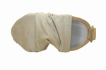 NERVE Small Tan Goggle Sleeve