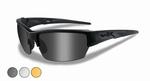 WileyX zonnebril - SAINT, 3 lenzen, mat zwart frame