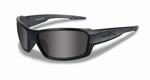 WileyX zonnebril - REBEL, smoke grey glazen / mat zwart frm