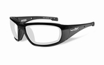 WileyX BOSS frame glanzend zwart