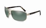 WileyX zonnebril - HAYDEN, gepolariseerd groen / gold frame