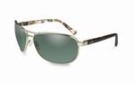 WileyX zonnebril - KLEIN gepolariseerd groen / gold frame