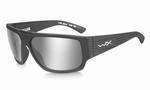 WileyX zonnebril - VALLUS, silver flash / mat graphite frame